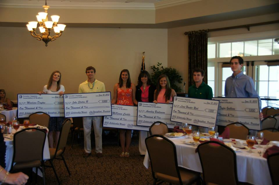 GAAR Scholarship Program Winners 2013